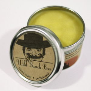 Made with chemical-free beeswax from our Wild Bunch apiary in Virginia