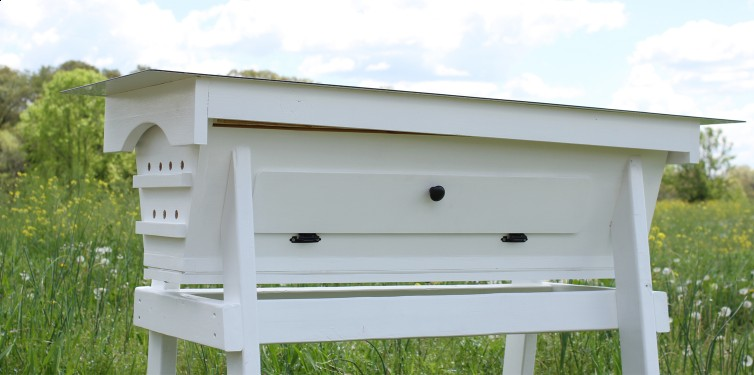 Top bar hives for sale with windows
