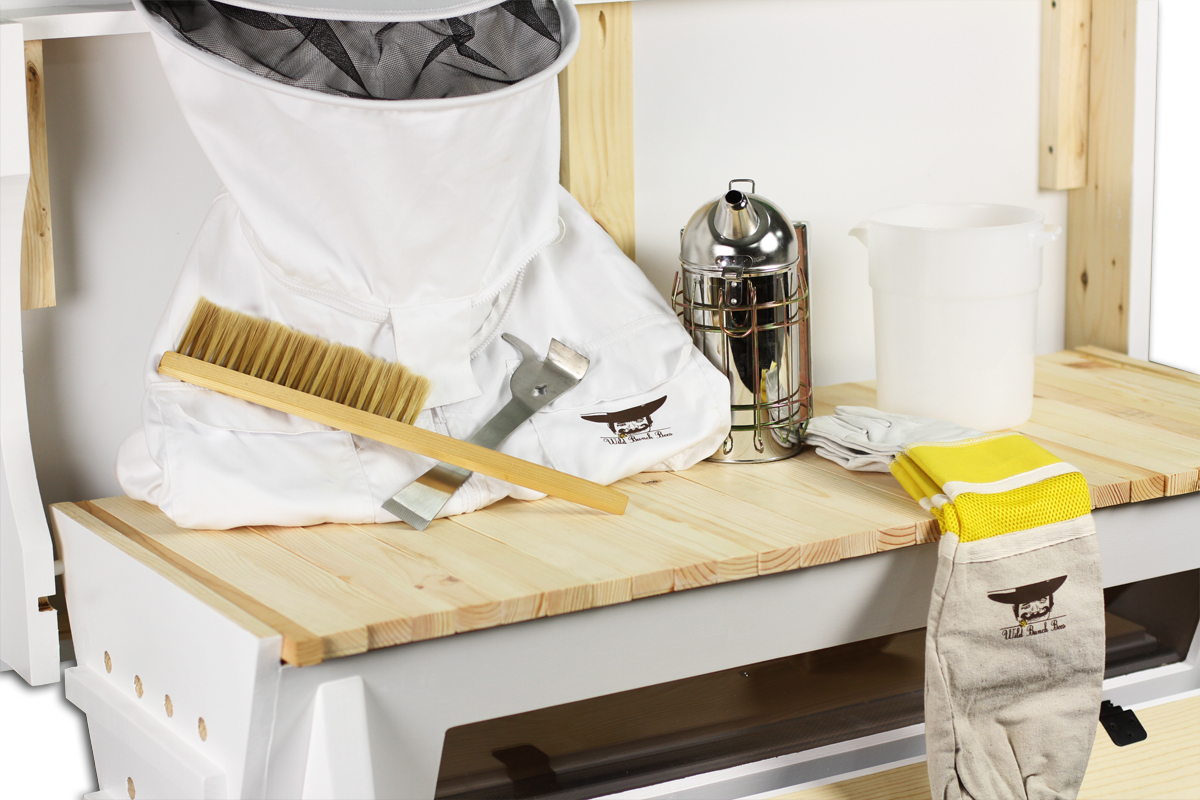 Our Beekeeping Starter Kit Has Everything You Need To Become A Top Bar  Beekeeper ...